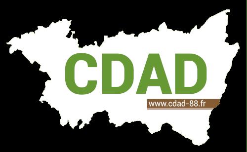 Logo CDAD 88
